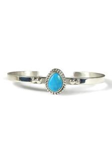 Arizona South Hill Turquoise Bracelet by Burt Francisco (BR6325)
