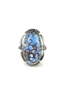 Golden Hills Turquoise Ring Size 6 (RG5084)