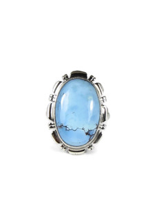 Golden Hills Turquoise Ring Size 7 (RG5086)