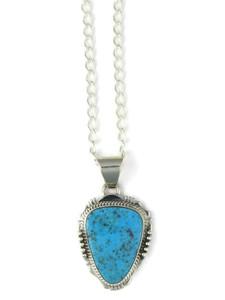 Kingman Turquoise Pendant by John Nelson (PD4267)