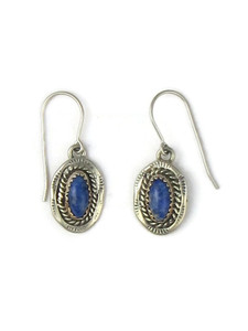 Lapis Dangle Earrings (ER5625)