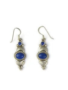Lapis Dangle Earrings (ER5639)