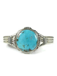 Sierra Nevada Turquoise Bracelet by John Nelson (BR6339)