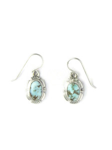 Dry Creek Turquoise Earrings by Arlene Yazzie (ER5674)