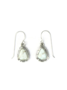 Dry Creek Turquoise Earrings by Arlene Yazzie (ER5675)