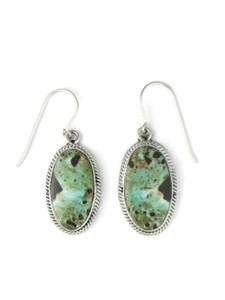 Dry Creek Turquoise Earrings by Burt Francisco (ER5711)