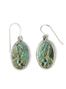 Dry Creek Turquoise Earrings by Burt Francisco (ER5713)