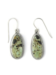 Dry Creek Turquoise Earrings by Burt Francisco (ER5714)