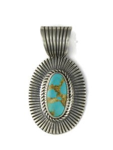 Royston Turquoise Pendant by Albert Jake (PD4300)