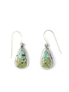 Dry Creek Turquoise Earrings by Burt Francisco (ER5718)
