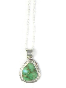 Sonoran Turquoise Pendant by Jake Sampson (PD4310)
