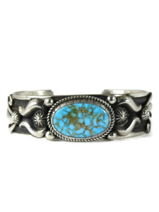 Kingman Turquosie Bracelet by Albert Jake (BR6394)