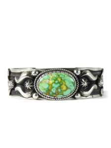 Sonoran Turquoise Bracelet by Albert Jake (BR6396)