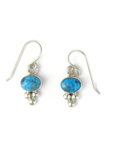 Kingman Turquoise Earrings (ER4393)