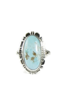 Dry Creek Turquoise Ring Size 8 by Shawn Francisco (RG5137)