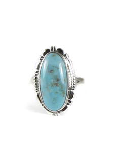Dry Creek Turquoise Ring Size 9 by Shawn Francisco (RG5138)