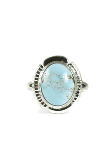 Dry Creek Turquoise Ring Size 7 by Shawn Francisco (RG5140)
