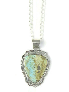 Dry Creek Turquoise Pendant by John Nelson (PD4298)