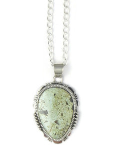 Dry Creek Turquoise Pendant by John Nelson (PD4299)