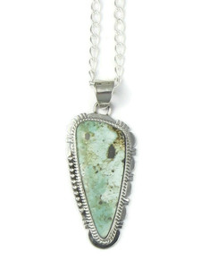 Dry Creek Turquoise Pendant by John Nelson (PD4367)