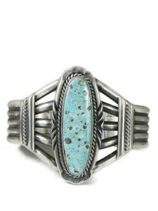 Dry Creek Turquoise Bracelet by John Nelson (BR6414)