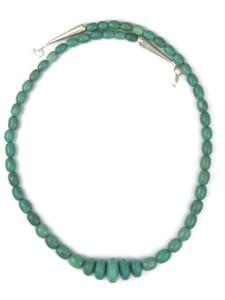 "Graduated Turquoise Beads 18 3/4"" (NK4874)"
