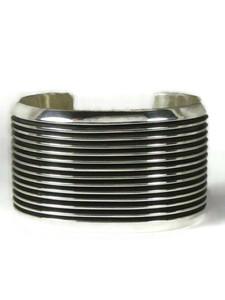 """Silver Channel Bracelet 1 1/2"""" by Francis Jones (BR6426)"""