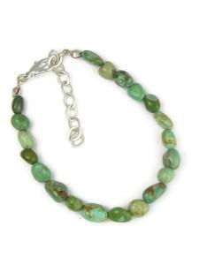 Turquoise Bead Bracelet (BR6429)