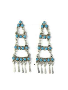 Turquoise Chandelier Dangle Earrings (ER5884)
