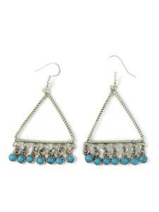 Turquoise Dangle Earrings (ER5885)