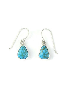 Kingman Turquoise Earrings (ER5875)
