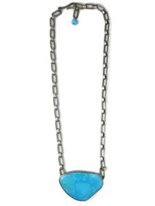 Kingman Turquoise Necklace (NK4883)
