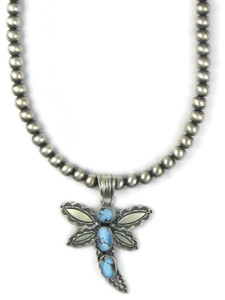 Golden Hills Turquoise Necklace (NK4904)
