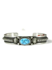 Kingman Turquoise Bracelet by Albert Jake (BR6448)