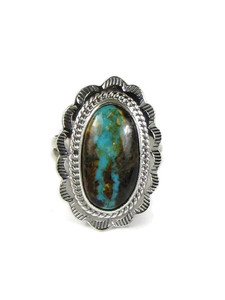 Sunny Side Turquoise Ring Size 8 (RG5187)
