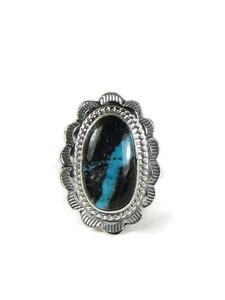 Sunny Side Boulder Turquoise Ring Size 6 (RG5188)