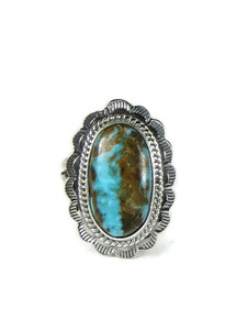 Sunny Side Turquoise Ring Size 8 1/4 (RG5191)
