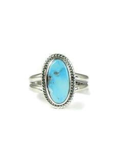 Blue Bird Turquoise Ring Size 5 (RG5197)