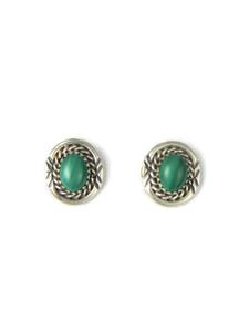 Malachite Post Earrings by Jake Sampson (ER5957)
