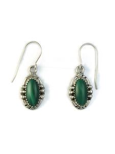 Malachite Dangle Earrings (ER5960)