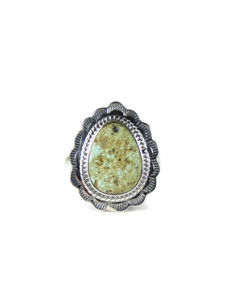 Dry Creek Turquoise Ring Size 8 1/2 (RG6015)