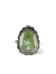 Dry Creek Turquoise Ring Size 8 1/2 (RG6016)
