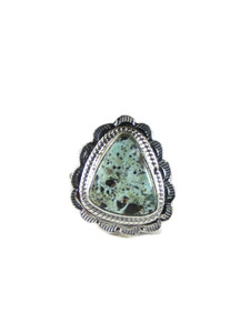 Dry Creek Turquoise Ring Size 8 1/2 (RG6017)