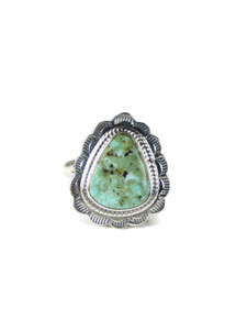 Dry Creek Turquoise Ring Size 8 (RG6018)