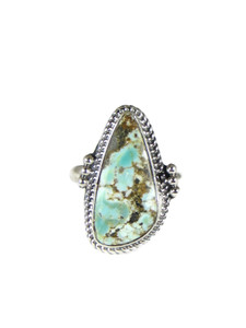 Dry Creek Turquoise Ring Size 7 3/4 (RG6019)