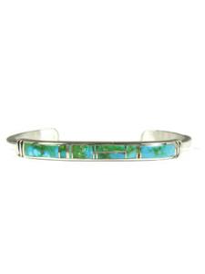 Sonoran Turquoise Inlay Bracelet (BR6575)