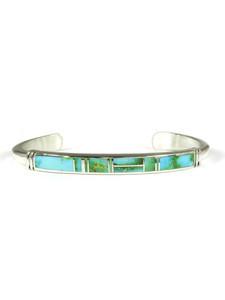 Sonoran Turquoise Inlay Bracelet (BR6577)