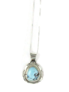Golden Hills Turquoise Pendant by Ty Francisco (PD5032)