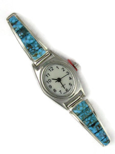 Kingman Sculpted Inlay Watch (WTH619)