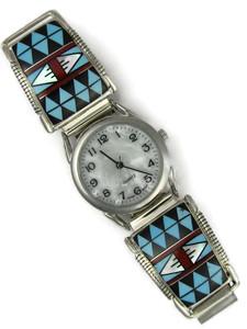 Geometric Inlay Watch (WTH618)